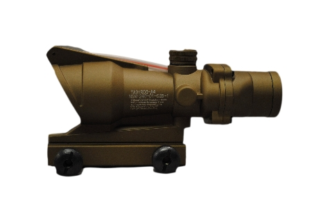 Bravo TA31 4x Combat Scope Tan