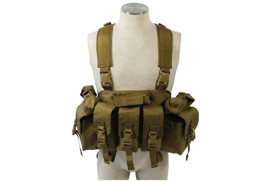 Bravo Cordura SEAL Rig Khaki