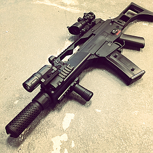 Custom Shop HK G36c